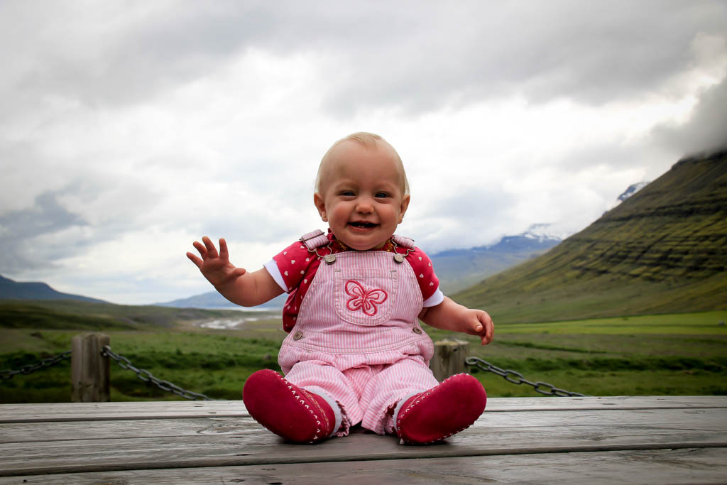 Traveling with a Baby in Iceland, Our First Family Trip