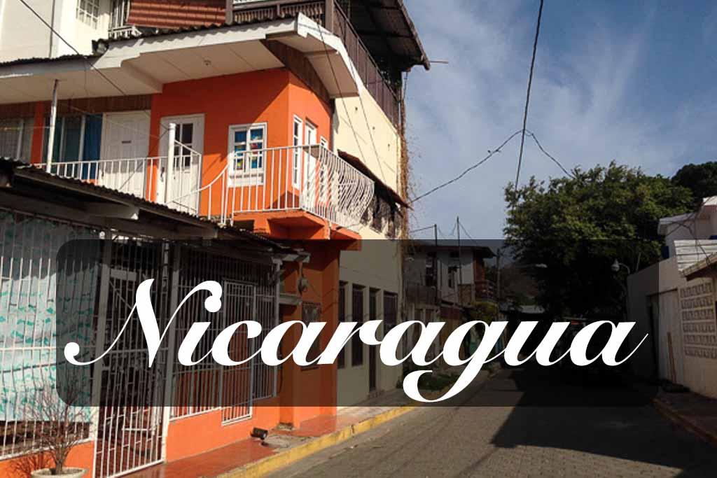 Nicaragua main