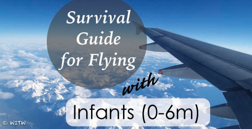 Survival Guide for Flying with Infants