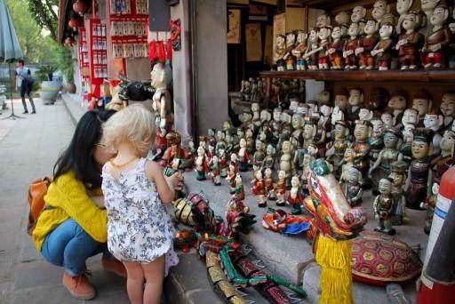 Hanoi Temple of Lit (2 of 2)