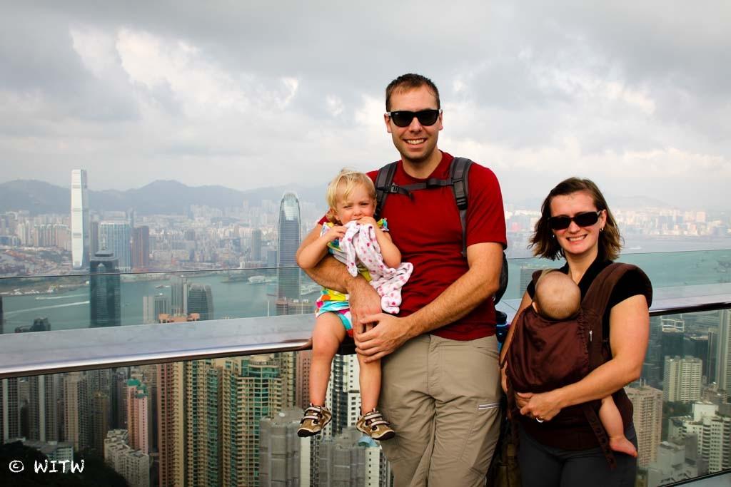 Family Travel in Hong Kong