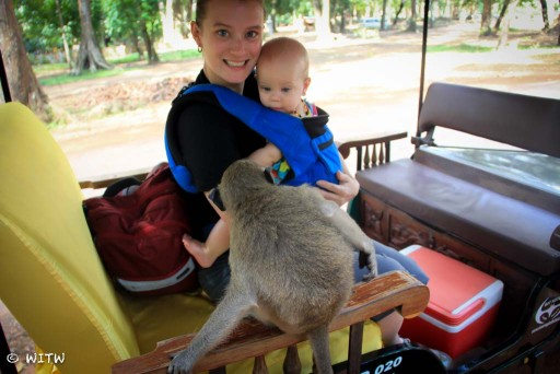 Family Travel in Cambodia
