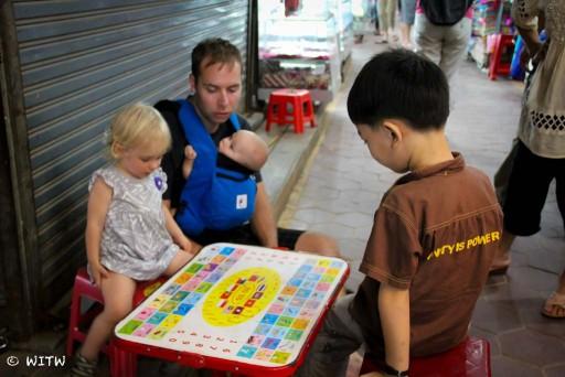 Family Travel in Cambodia