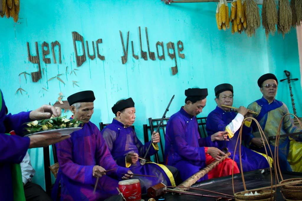 A Side Trip to Yen Duc Village