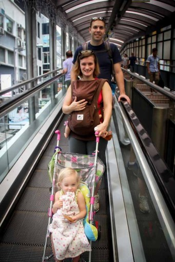 survival guide for flying with toddlers