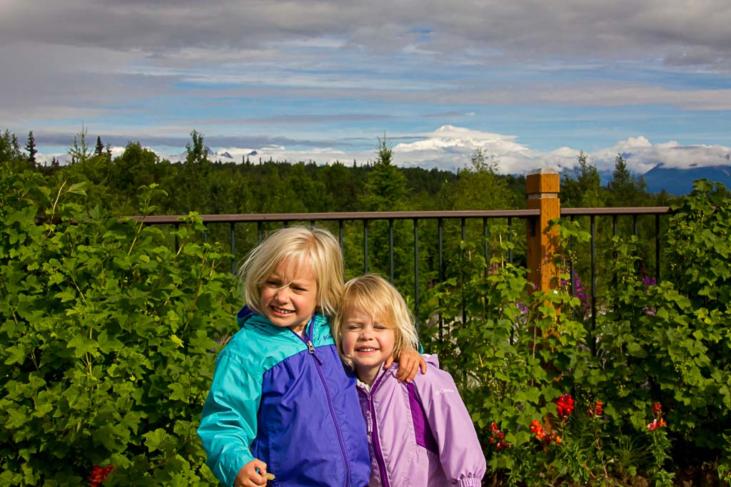 The Only Kids in Denali Park, Alaska