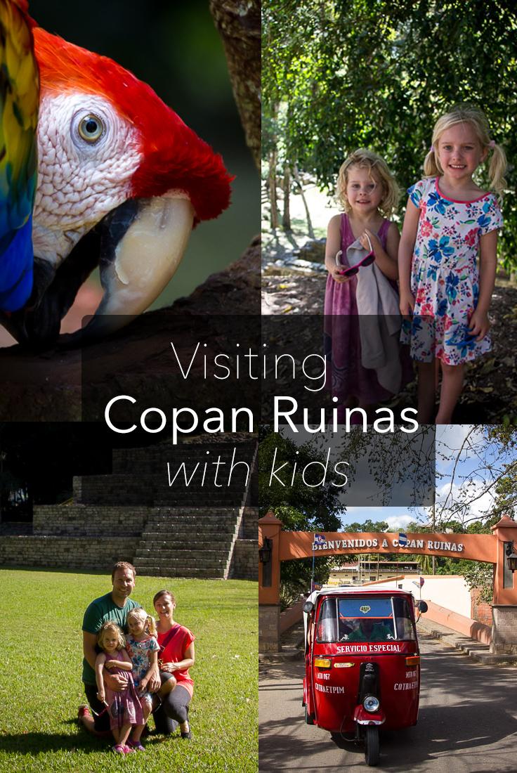 Copan Ruinas with Kids