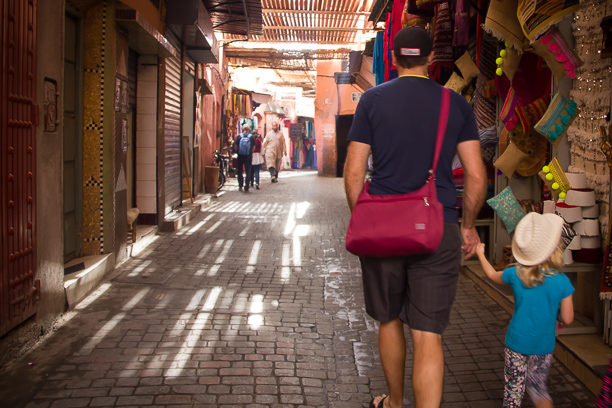 40 hours in marrakech