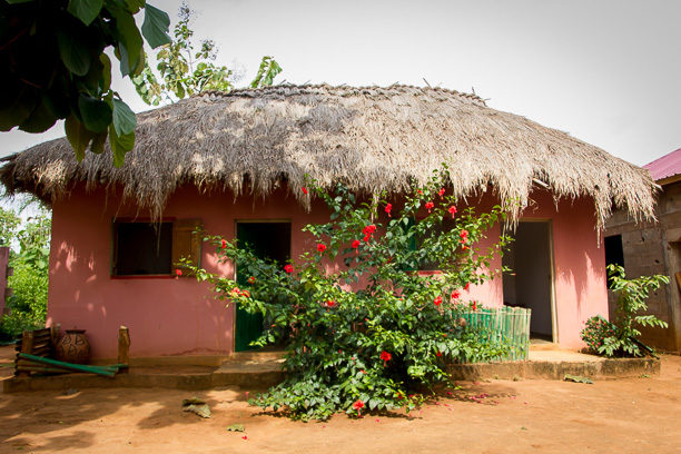 Village Stay in West Africa