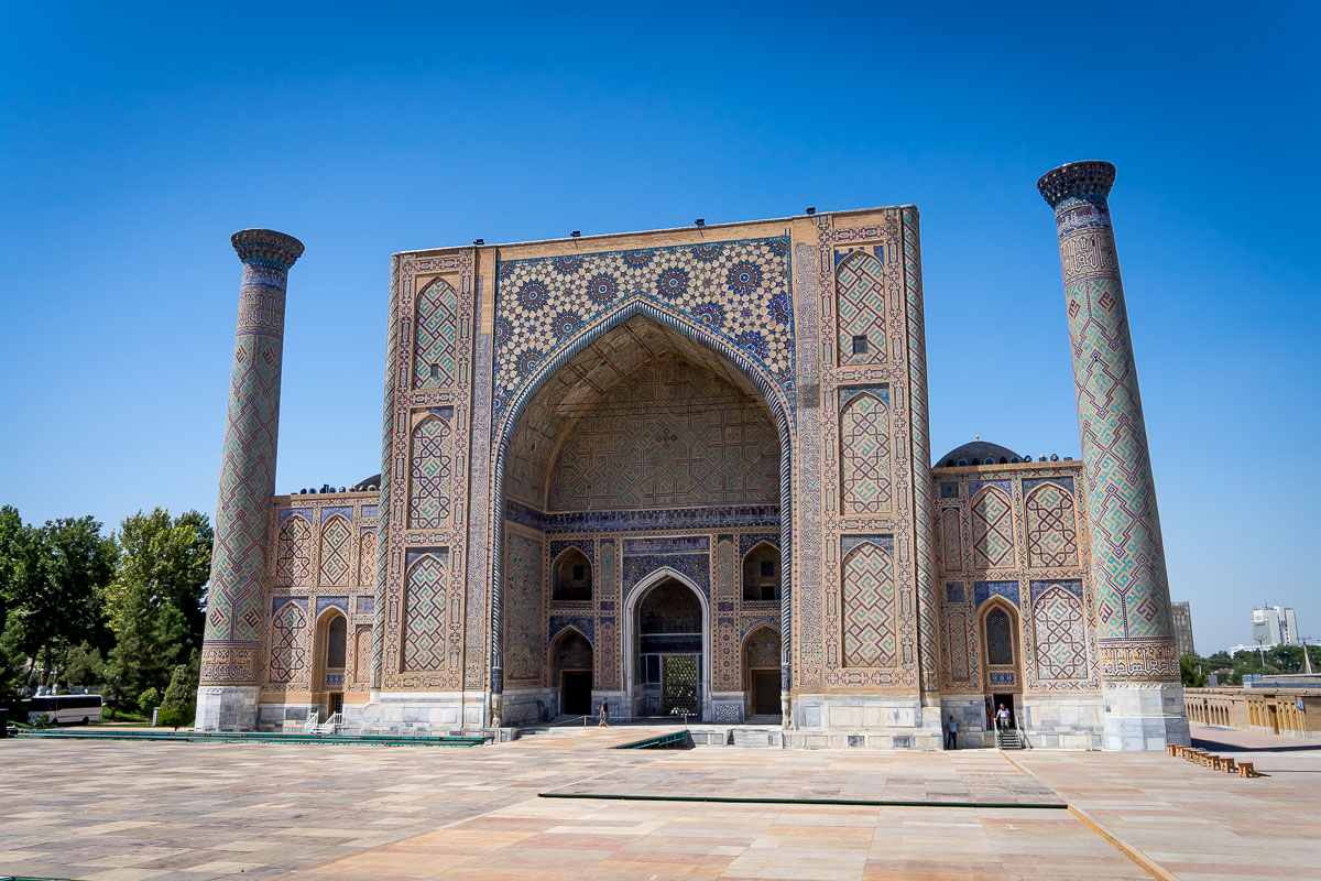 A Photo Journey along Uzbekistan's Silk Road