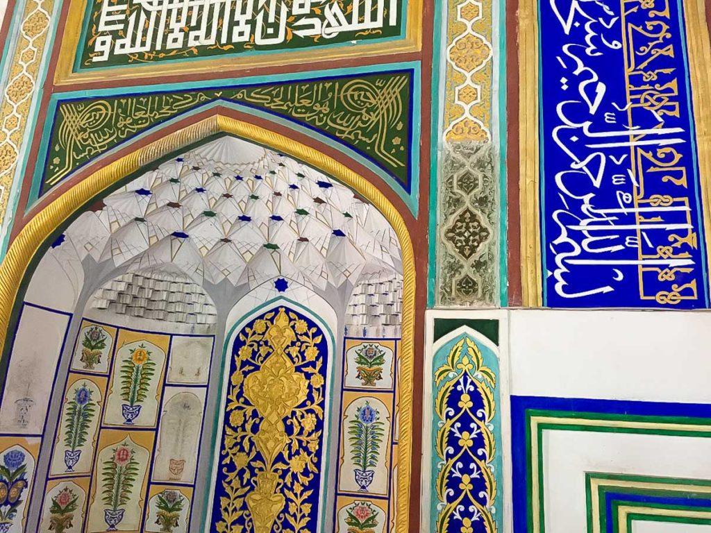 The Ark in Bukhara along Uzbekistan's Silk Road