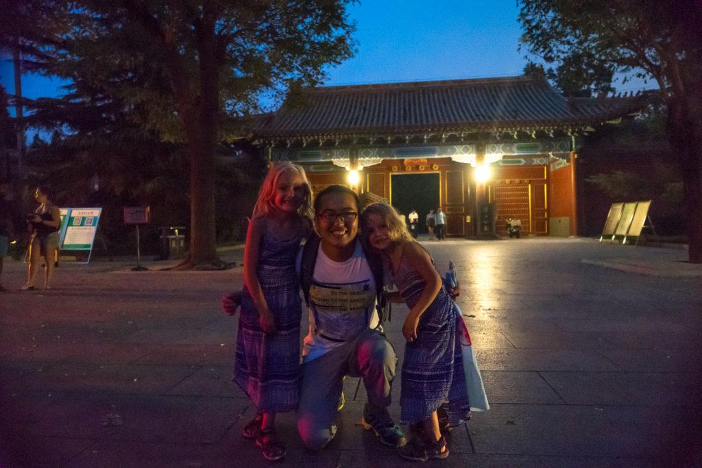 Free walking tour Beijing