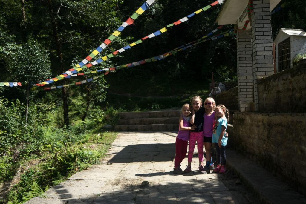 Tadapani to Ghandruk with Kids