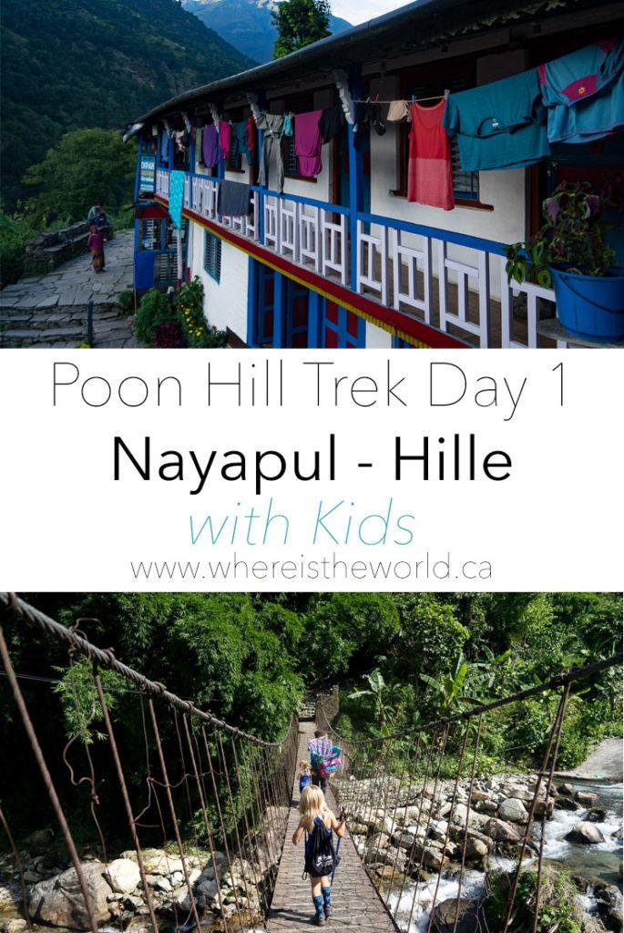 Nayapul to Hille