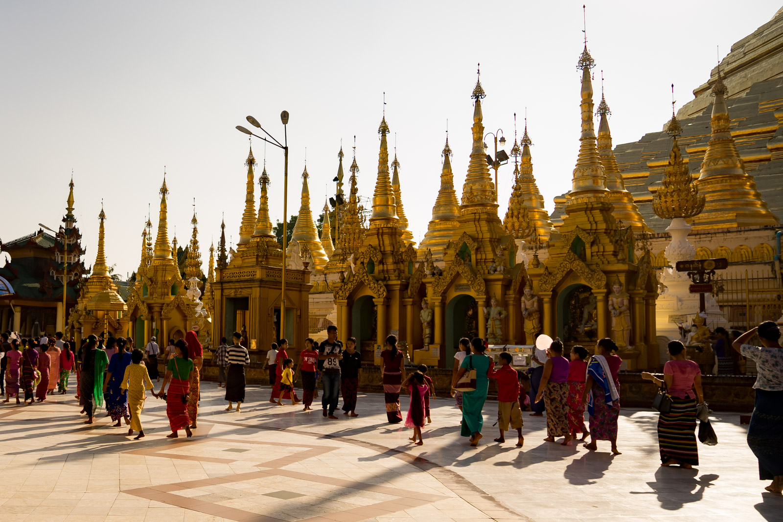 We've fallen in love with the city of Yangon!