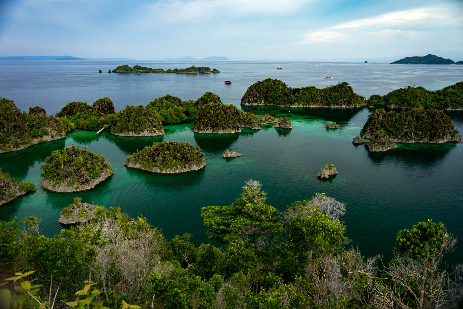 It's Possible to go on a Liveaboard with Kids in Raja Ampat