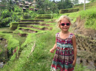 My 5 year old Planned Our Trip To Bali!