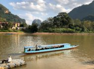 The Other Slow Boat in Laos; Muang Khua to Luang Prabang