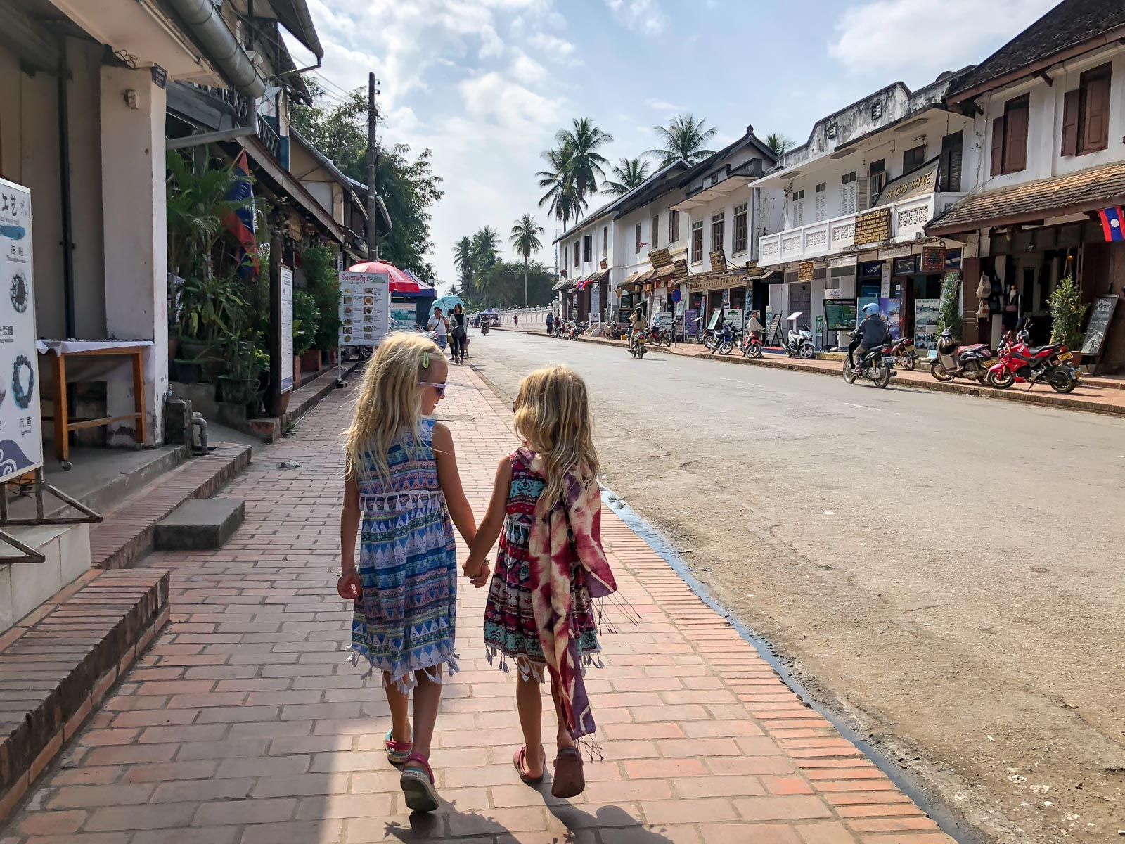 There Are So Many Amazing Things to do in Luang Prabang with Kids