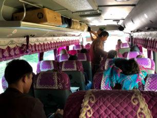 Vietnam Bus