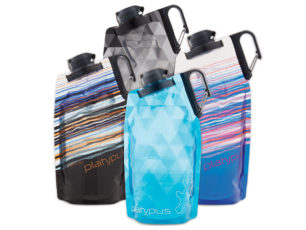 Platypus travel water storage