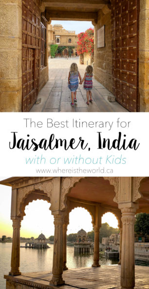 The ultimate 2 or 4 day Jaisalmer itinerary! | Jaisalmer | India | Travel India | #jaisalmer #jaisalmerindia #jaisalmeritinerary #4dayjaisalmeritinerary