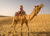 A Memorable Night in a Jaisalmer Desert Camp