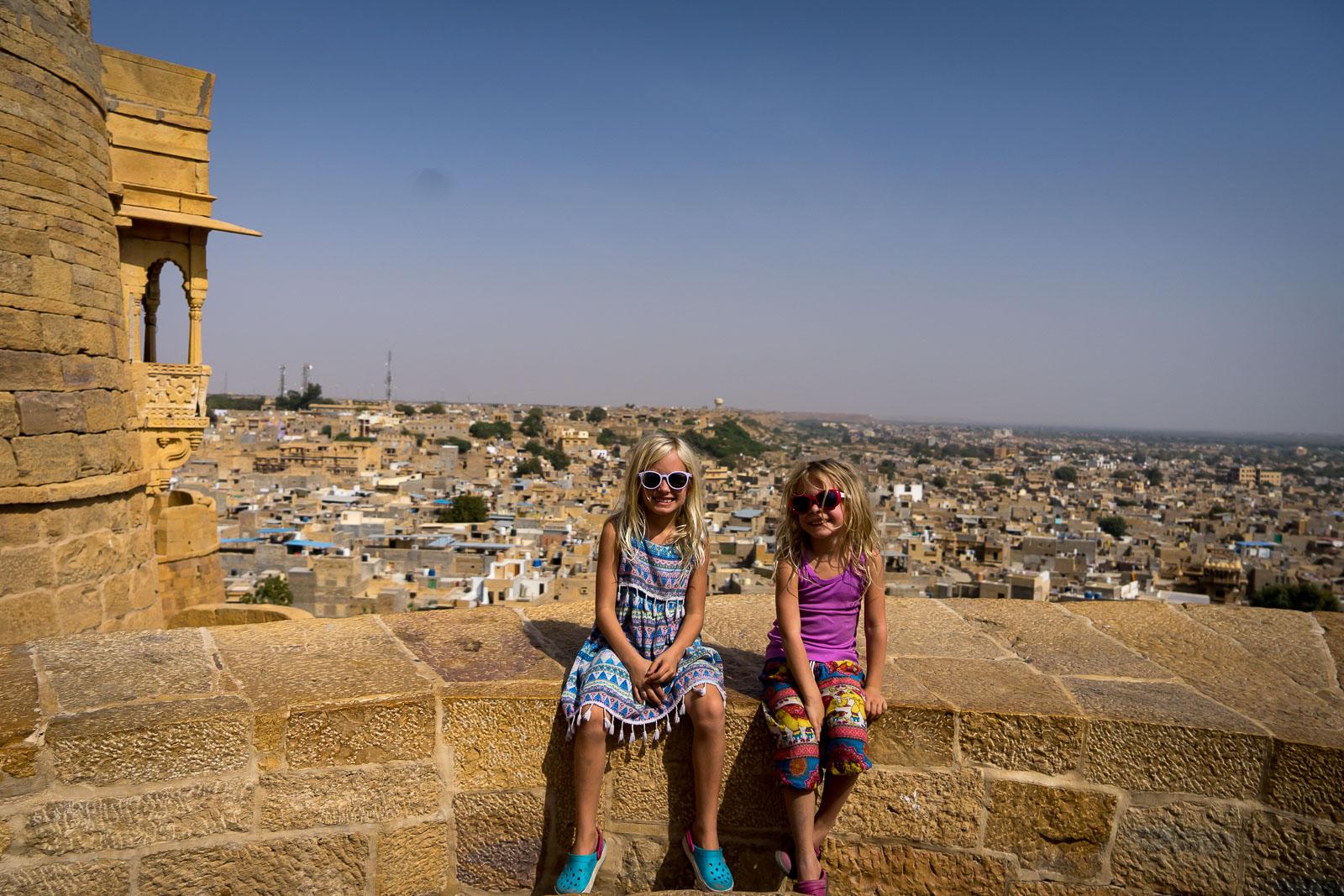 Jaisalmer with Kids