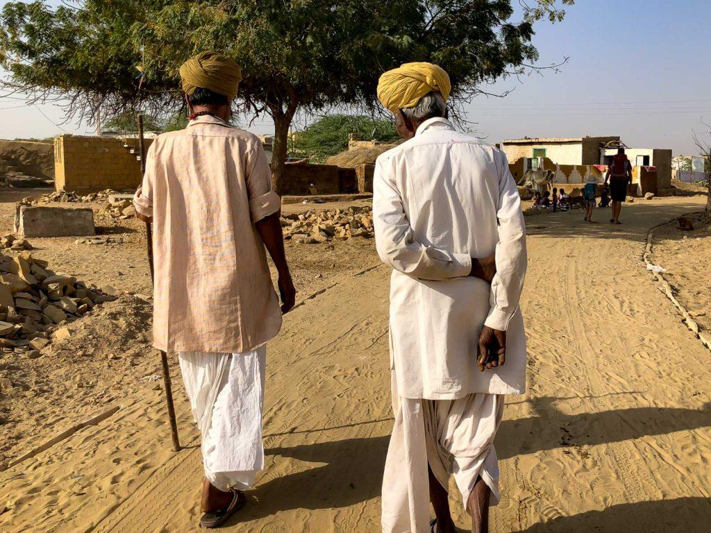 Khuri near Jaisalmer