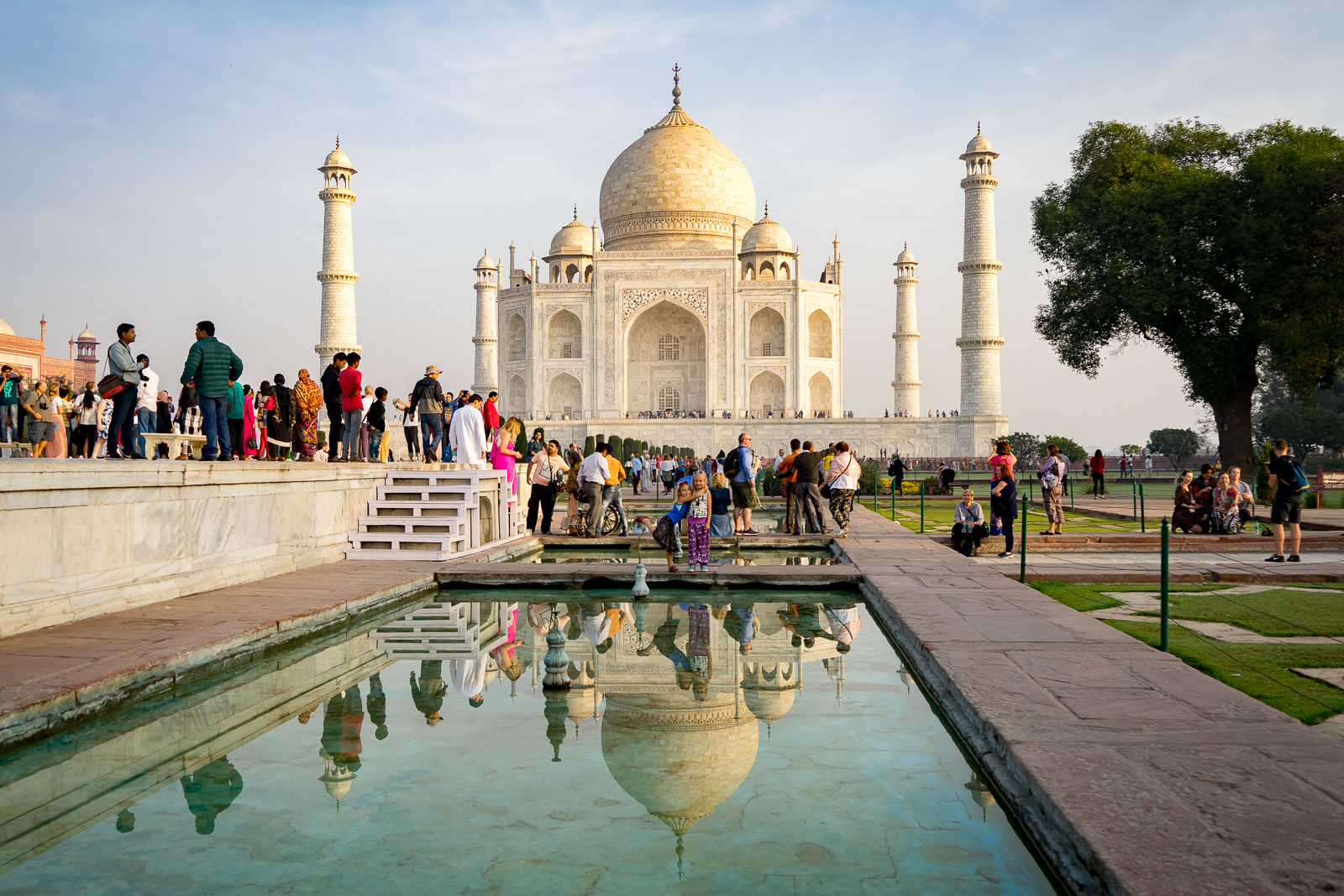 The Best Places To Stay in Agra on a Budget