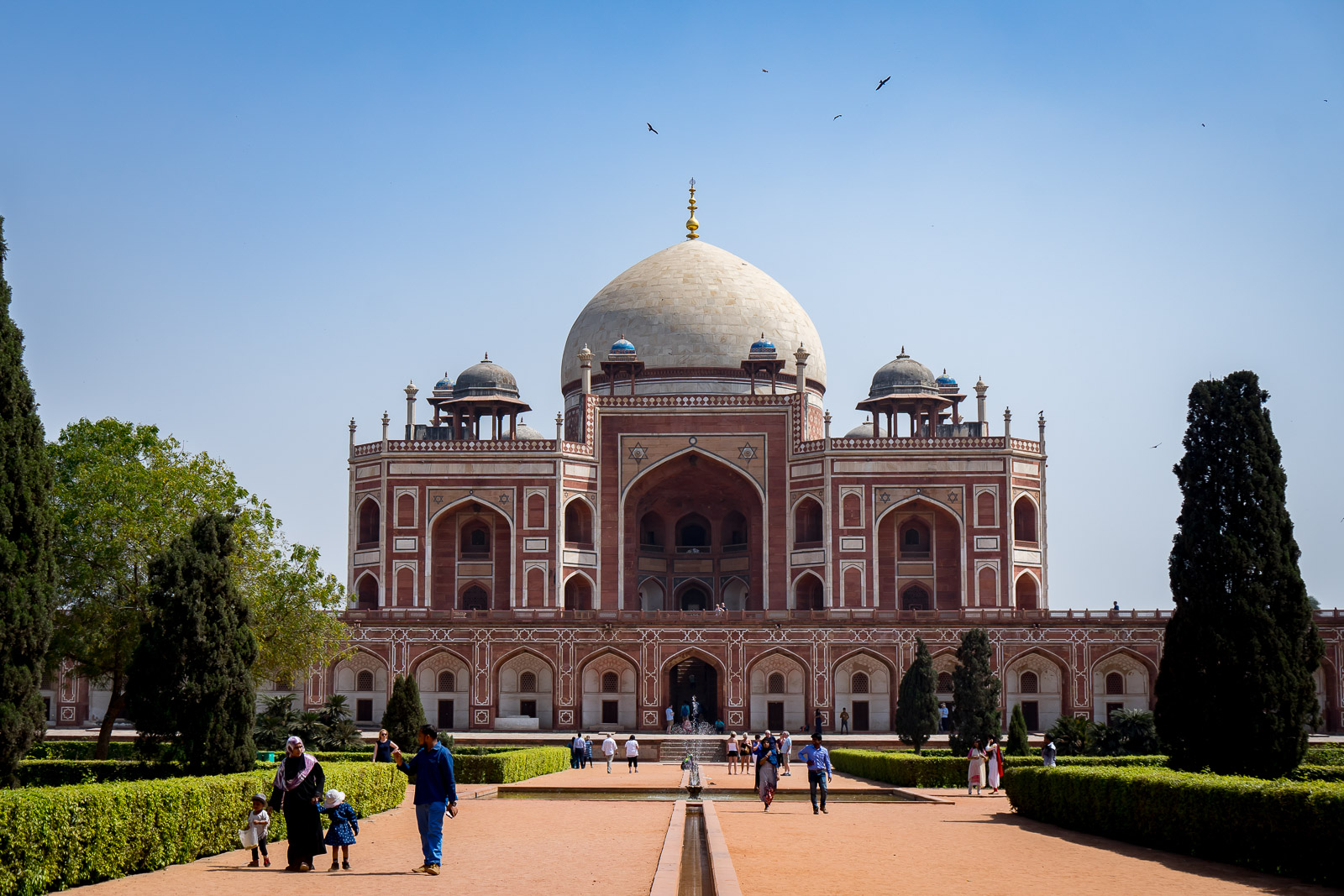 Fun Places in Delhi for Youngsters