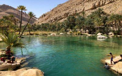 The Best Wadis in Oman