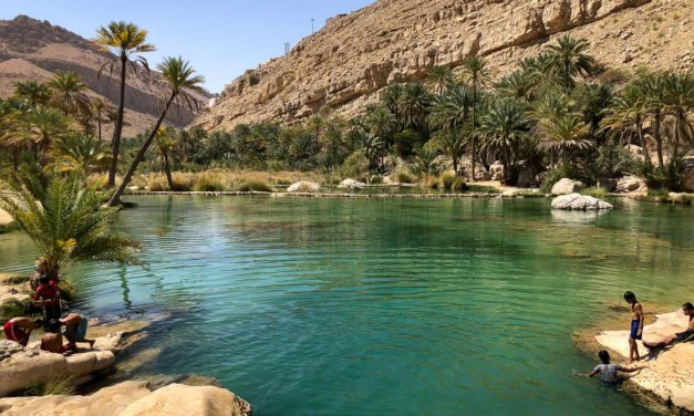 The Best Wadis in Oman