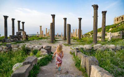 Family Trip to Amman, Jordan – A Travel Journal