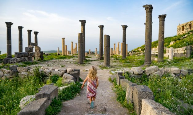 Family Trip to Amman, Jordan – A Travel Journal
