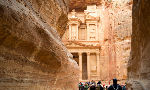 The Ultimate Family Friendly 7 Day Jordan Itinerary