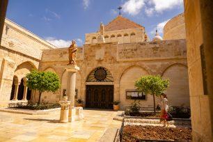 Visiting Bethlehem with Kids