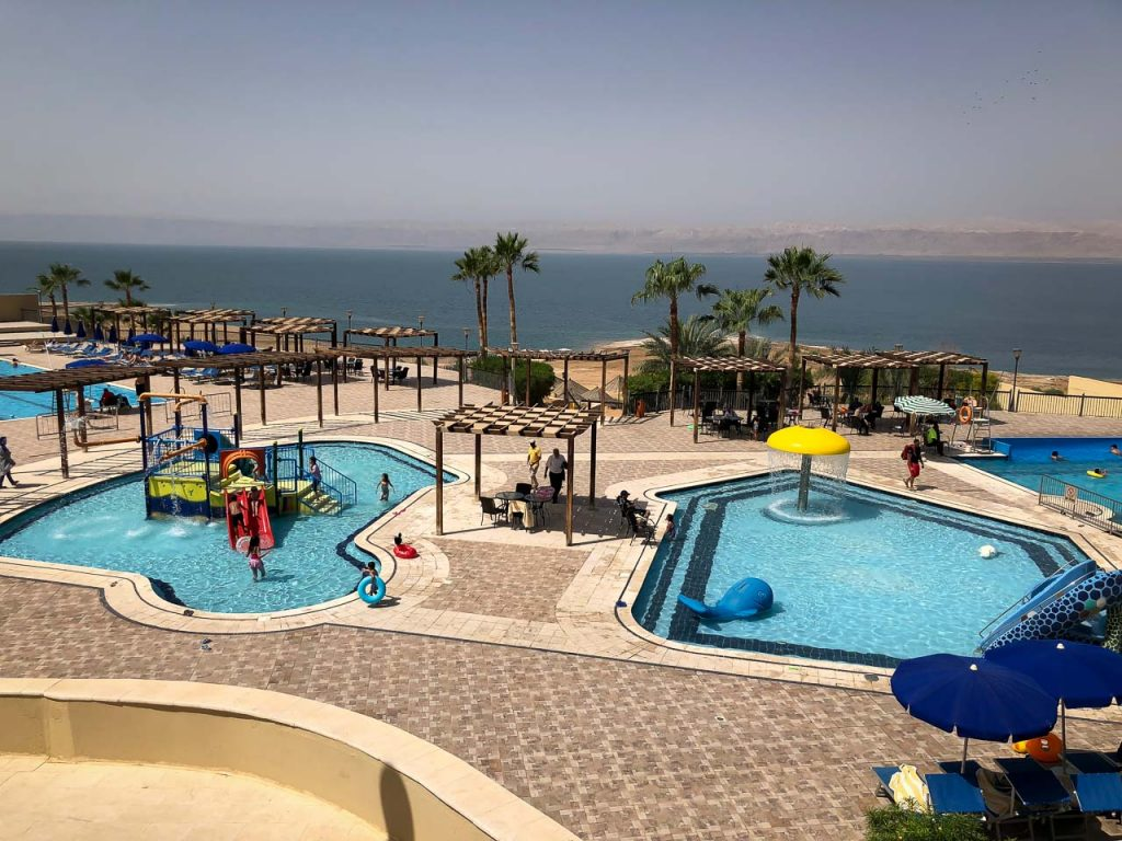 A Salty Stop At The Dead Sea With Kids - Awesome or Atrocious?