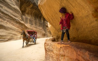 Visit The Ancient City of Petra With Kids – Jordan Family Travel Journal