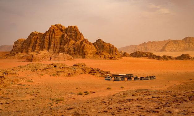 An Adventure In Wadi Rum With Kids – Jordan Family Travel Journal