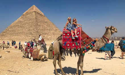 A Complete Guide For Visiting The Pyramids of Giza