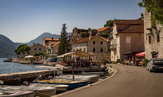 How To Get From Dubrovnik to Kotor (or Kotor to Dubrovnik)