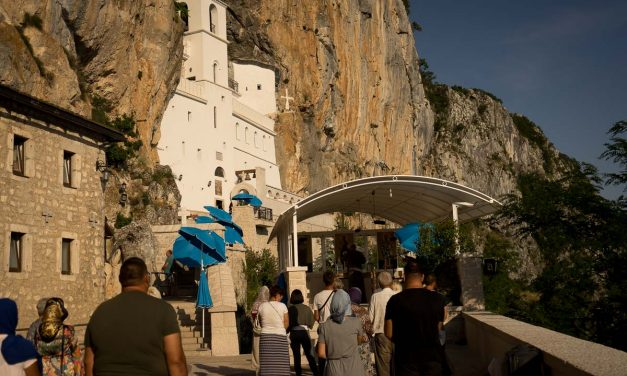 The Ultimate Guide To Visiting Ostrog Monastery