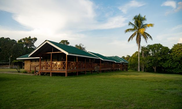 Visiting Iwokrama River Lodge Guyana