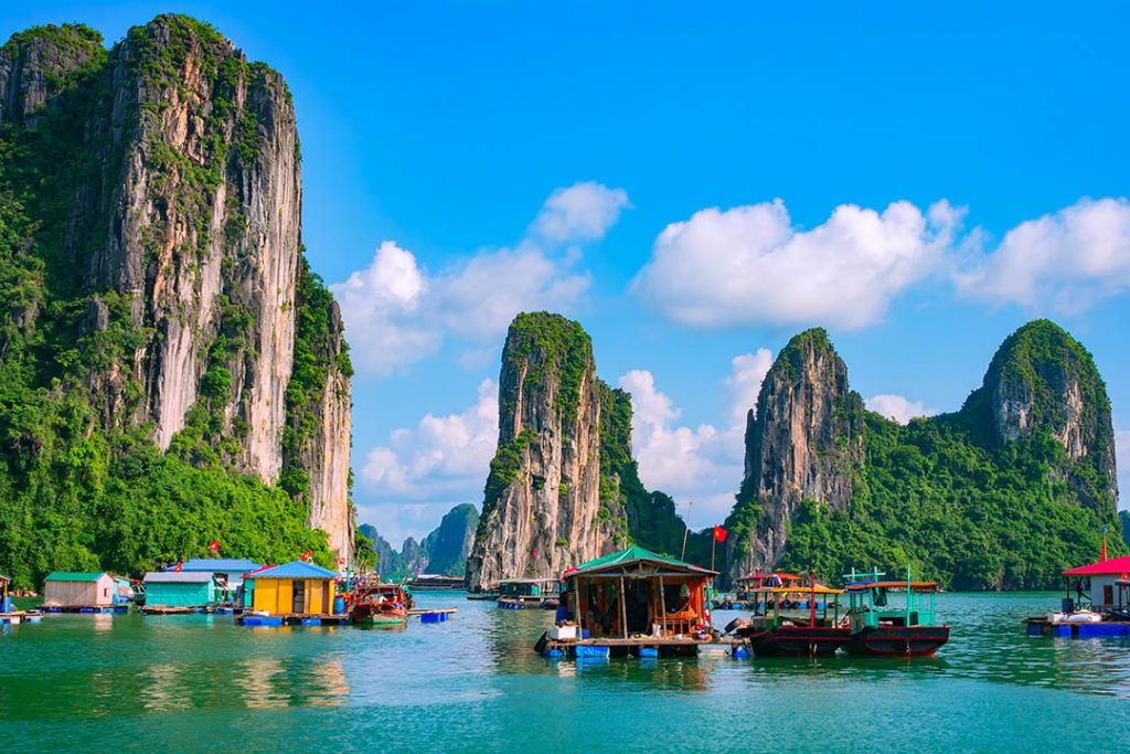 vietnam travel itinerary 2 weeks