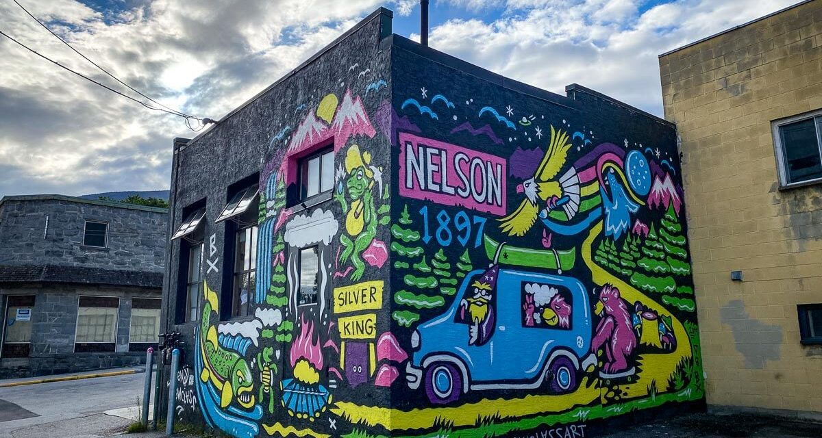 The Best Things To Do In Nelson BC